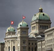 Im Jahr 2017 hat der Bund 63 Personen eine Abgangsentschädigung entrichtet. (Bild: Gaëtan Bally/KEY (Bern, 12. März 2018))