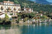 Die Senioren sollen in den beiden Hotels Central am See und Beau-Rivage unterkommen. (Bild: PD)