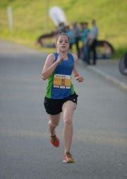 Sprintleaderin Tina Loosli (Bild: PD)