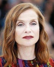 Abgründige Diva: Isabelle Huppert. (Bild: EPA)