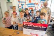 Das Tüftelwerk erhält den Prix Metal Recycling 2016. (Bild: PD)