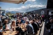 3. Rang in der Kategorie «Trend»: Ace Cafe Luzern in Rothenburg. (Bild: PD)