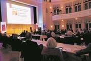 Kathrin Amacker Konzernleitung SBB. 22. März 2018 Werner Schelbert (Zuger Zeitung) (Bilder: Werner Schelbert (22. März 2018))