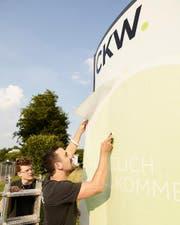 Die CKW rüsten sich mit einem neuen Markenauftritt für die Zukunft. (Bild: PD)