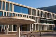 Die Pädagogische Hochschule Schwyz in Goldau. (Bild: PD)
