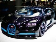Bugatti Zero-100-Zero an der Internationalen Automobilausstellung IAA in Frankfurt. (Archiv) (Bild: Keystone/AP/MICHAEL PROBST)