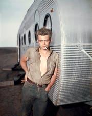James Dean verkörpert Hollywood auch heute noch – sechzig Jahre nach seinem Tod. (Bild: Getty)