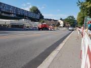 Grössere bauliche Veränderungen stehen der Spitalstrasse bevor. (Bild: Ramona Geiger, Luzern)