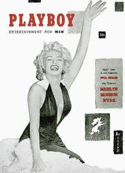 Marilyn Monroe (1953). (Bild: Keystone)