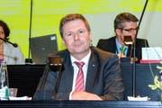 Finanzdirektor Marcel Schwerzmann (parteilos) wird neuer Regierungspräsident. (Bild: pd)