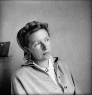 Schwebend leichte Prosa: S. Corinna Bille (1912–1979). (Bild: RDB/ATP)