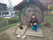 Flauschig: Die Hühner von Marvin Kühne (Bilder: PD)