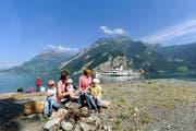 Der Weg der Schweiz führt rund um den Urnersee durch die Gründungsgeschichte der Schweiz. (Bild PD / Christian Perret)