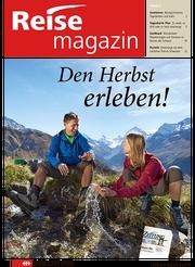 Das SBB Reisemagazin erhalten Sie kostenlos an allen Bahnhöfen der Zentralschweiz.