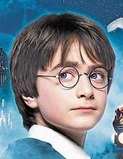 Daniel Radcliffe in der Verfilmung des ersten «Harry Potter»-Buches, «Der Stein der Weisen». (Bild: PD)