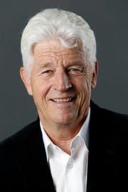 Benedikt Weibel (heute 71). (Bild: Privat)