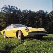Eines der Modelle der Marke Monteverdi: Monteverdi High Speed 375 S Fissore. (Bilder: PD)
