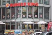 Bei Burger King Luzern will man den Aussenbereich ins Restaurant integrieren. (Bild: Sara Häusermann / Luzernerzeitung.ch)