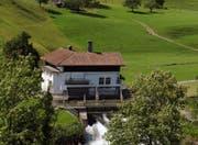 Das Elektrizitätswerk Schwyz AG in Brunnen. (Bild: PD)