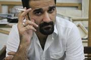 Der syrische Schriftsteller Hamed Abboud. (Bild: PD)