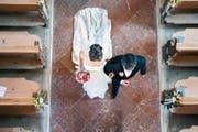 Bei den Katholiken darf man nur einmal kirchlich heiraten. Dies möchte die katholische Kirche Stadt Luzern ändern. (Bild: Getty)
