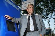 «Wenn man zu wenig unternimmt, verschlechtert sich die Situation für den Busverkehr.» Norbert Schmassmann, VBL-Direktor. (Bild: Chris Iseli / Neue LZ)