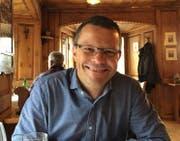 Hugo Lenzlinger, der neue Mieter des Restaurants Schwanau. (Bild: PD)