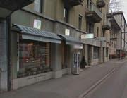 Nur noch bis Ende Oktober in Luzern: «Optik Unternährer». (Bild: Screenshot Google Street View)