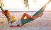 Entspannte Ferien dank der Reiseversicherung.