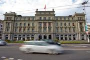 Ein Fall fürs Bundesgericht: 19 Personen klagen im Kanton Zug. (Bild: Philipp Schmidli)