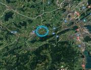 Der tödliche Unfall ereignete sich zwischen Blatten und Malters. (Bild: Google Maps)