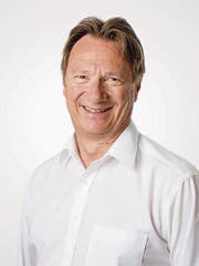 Thomas Schwaller, Oberarzt bei der Luzerner Psychiatrie. (Bild: PD)