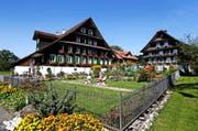Der Weiler Niederwil hat einige hübsche Plätze zu bieten. (Bild Stefan Kaiser)
