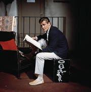 Schon vor Bond ein Star: Roger Moore in «Simon Templar» (1962–1969). (Bild: Getty)