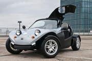 Das Schweizer Elektromobil verbraucht weniger als 0,8 Liter Diesel auf 100 Kilometer. (Bild: PD)