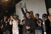 «Kick Ass Award 2008»-Gewinner Henrik Belden. (Bild Pius Amrein/Neue LZ)