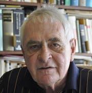 Der Urner Rechtsanwalt ist am Samstag im Alter von 74 Jahren verstorben. (Bild: Archiv / Neue LZ)