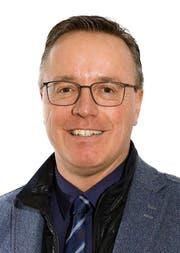 Jürg Berlinger, 47, CVP, seit 2012. (Bild: PD)