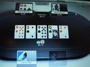 """Das Geldspielgesetz ermöglicht es, ausländische Online-Geldspiele zu blockieren. Die Gegner sehen darin """"Internetzensur und digitale Abschottung"""". (Symbolbild) (Bild: Keystone/AP/WAYNE PARRY)"""