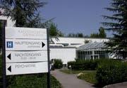 Der Bettentrakt des Kantonsspitals Obwalden in Sarnen soll ausgebaut werden. (Archivbild Robert Hess/Neue OZ)