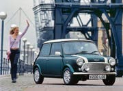 Ein Mini Classic «Final Edition»: Mini Cooper aus dem Jahr 2000. (Bild: PD)