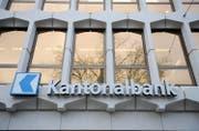 Die Luzerner Kantonalbank in Luzern. (Bild: Archiv Pius Amrein/ LZ)