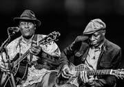 The Taj Mahal & Keb'Mo' Band füllt den Abend mit Soul, Folk and Blues (Bild: PD)