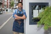 Er kocht im neuen peruanischen Restaurant: Geschäftsführer Emilio Espinosa Schwarz. (Bild: Isabelle Jost (30.06.2017, Luzern))