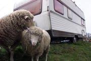 In Obwalden soll nach dem Willen des Motionärs zweimaliges Übernachten ausserhalb bewilligter Campingplätzen erlaubt sein. (Symbolbild Neue LZ)