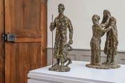 ... Plastiken von Hugo Imfeld (1916–1993). (Bild: PD)