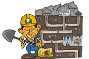 Das weit verzweigte Höhlensystem auf der Frutt bekommt eine Erweiterung - dank dem chinesischen Investor. (Bild: Zeichnung Tobit)