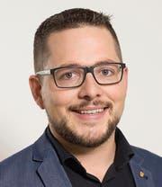 David Affentanger, Kandidat der CVP für das Hitzkircher Gemeindepräsidium. (Bild: PD)