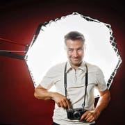 Der Wahlluzerner Christof Schürpf (48) ist einer der Gewinner des Swiss Photo Awards 2015. (Bild: Roger Gruetter)