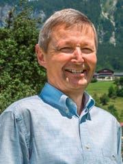 Benno Reichlin tritt zurück. (Bild: PD)